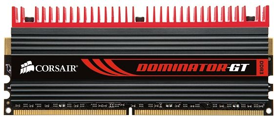 Corsair XMS3 Dominator GT DIMM kit 8GB PC3-17066U CL9-11-10-27 (DDR3-2133) (CMT8GX3M2B2133C9)