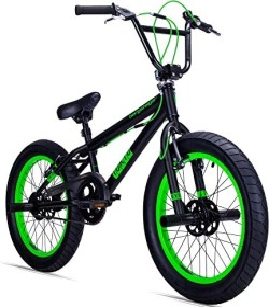 Bergsteiger Tokyo 20 black/green