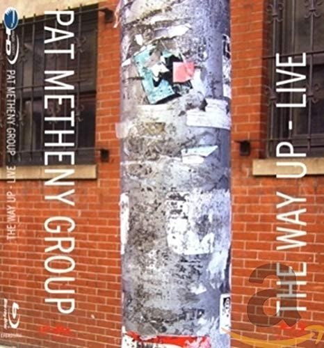 Pat Metheny Group - The Way Up Live (Blu-ray) -- via Amazon Partnerprogramm