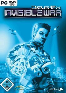 Deus Ex 2 - Invisible War (German) (PC)