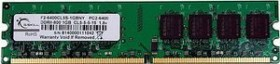 G.Skill Value DIMM 2GB, DDR2-800, CL5-5-5-15 (F2-6400CL5S-2GBNY)