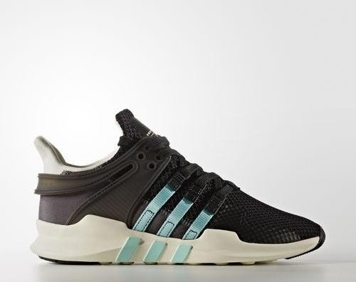 best sneakers 77315 ed9df adidas EQT support ADV core black/clear aqua/granite (ladies) (BB2324) from  £ 85.68
