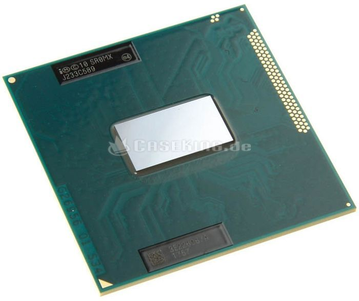 Intel Core i5-3320M, 2x 2.60GHz, Sockel 988, boxed (BX80638I53320M) -- © caseking.de