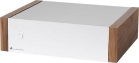 Pro-Ject Amp Box DS2 Mono silber/walnuss