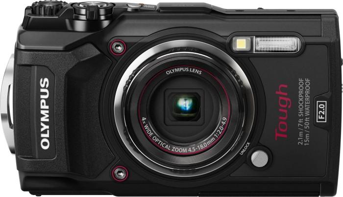 Olympus TG-5 schwarz (V104190BE000)