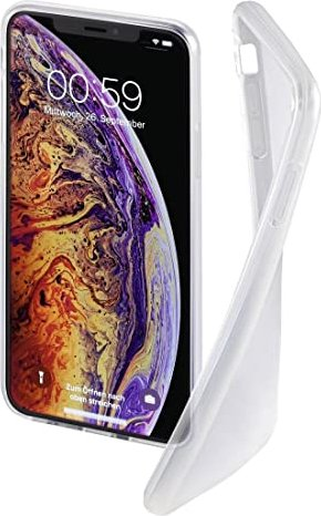 Hama Cover Crystal clear for Apple iPhone XS Max transparent (184276)