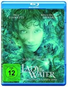 Das Mädchen aus dem Wasser (Blu-ray)