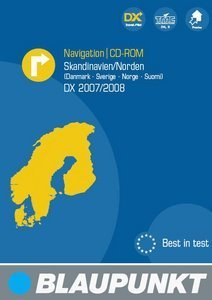 Blaupunkt: Travelpilot Scandinavia/north DX 2007/2008