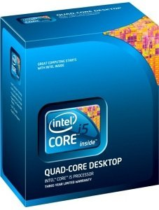 Intel Core i5-750s, 4x 2.40GHz, boxed (BX80605I5750S)