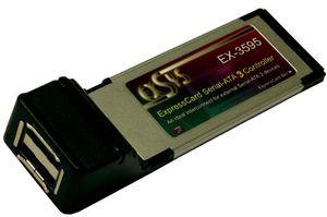 Exsys EX-3595, 2x eSATA, ExpressCard/34