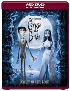 Corpse Bride - Hochzeit mit einer Leiche (HD DVD)