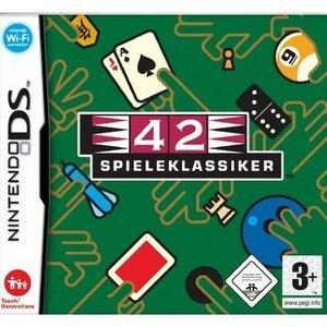 42 Spieleklassiker (englisch) (DS)