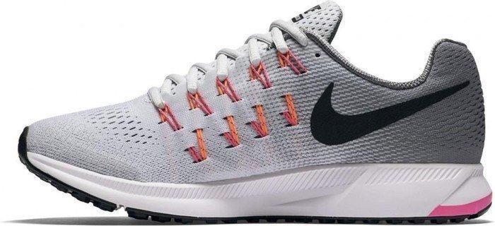 timeless design 37c5f 7fa87 Nike Air Zoom Pegasus 33 pure platinum cool grey pink blast black (
