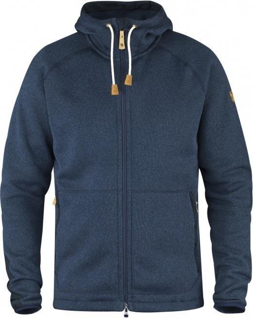 Fjällräven Övik Fleece Hoodie Jacket navy (men) (F82252-560)