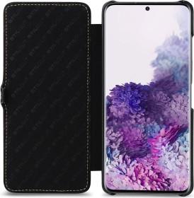 Stilgut Book Type Leather Case Clip für Samsung Galaxy S20+ schwarz (B085S1DDM1)