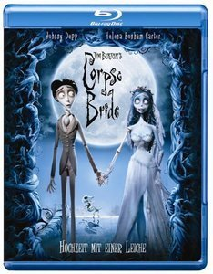 Corpse Bride - wedding with einer Leiche (Blu-ray)