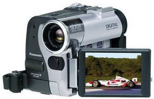Panasonic NV-GS22 silver