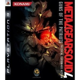 Metal Gear Solid 4 - Guns of the Patriots (PS3)