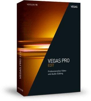 Magix Vegas Pro 15 Edit, ESD (deutsch) (PC)