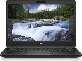 Dell Latitude 14 5490, Core i5-8250U, 8GB RAM, 128GB SSD, Fingerprint-Reader, beleuchtete Tastatur (XHP6H)