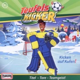 Teufelskicker Folge 31 - Kicken auf Kufen!