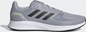 adidas Runfalcon 2.0 halo silver/core black/cloud white (Herren) (FZ2804)
