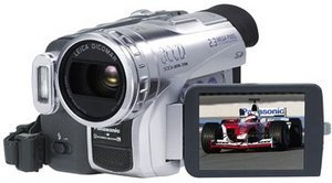 Panasonic NV-GS200 silver