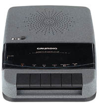 Grundig CR 120 A with Tuner, Tape
