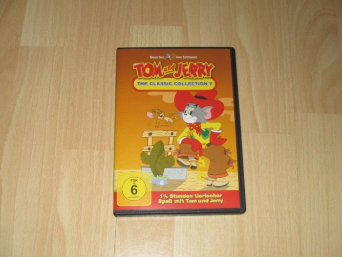Tom & Jerry - Classic Collection 7 -- via Amazon Partnerprogramm