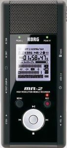 Korg MR-2 High-Resolution Mobile Recorder