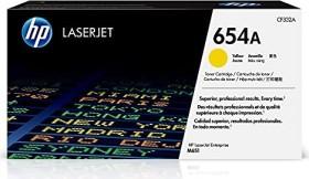 HP Toner 654A gelb (CF332A)