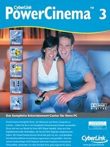 Cyberlink: PowerCinema 3 (PC)