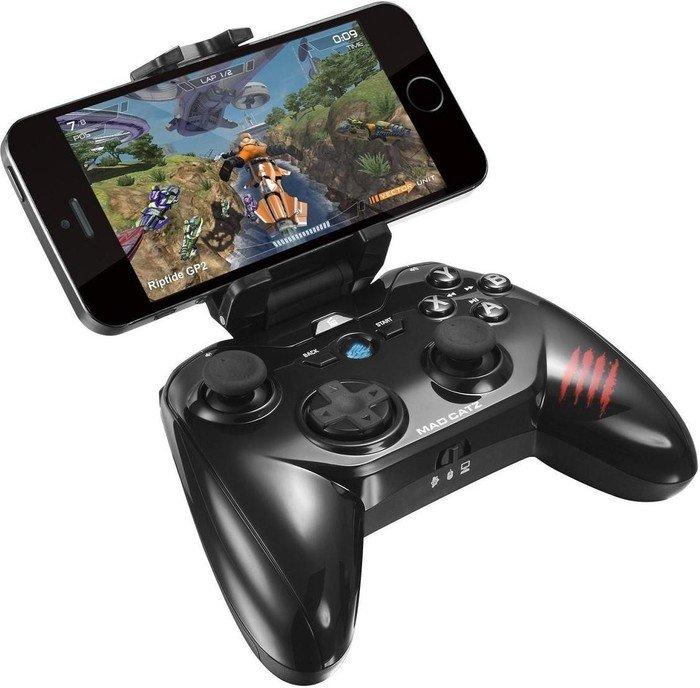 MadCatz Micro C.T.R.L.R Mobile Gamepad (Android/PC) (MCB3226200C2)