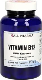 vitamin B12 GPH capsules, 180 pieces
