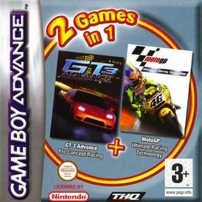 Moto GP (GBA) -- via Amazon Partnerprogramm