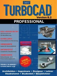 IMSI: TurboCAD 8.2 PRO Specials Edition (PC)