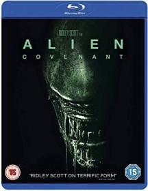 Alien: Covenant (Blu-ray) (UK)