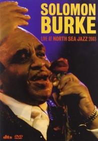 Solomon Burke - Live At The Sea Jazz (DVD)