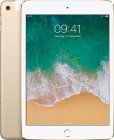 Apple iPad mini 4 128GB, LTE, Apple SIM, gold (MK8F2FD/A)