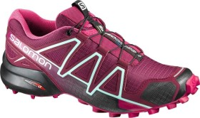 Salomon Speedcross 4 tibetan red/sangria/black (Damen) (393439)
