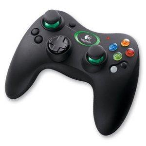 Logitech Cordless Precision Controller (Xbox) (963321-0914)