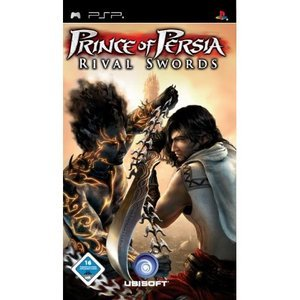 Prince of Persia 4 - Rival Swords (English) (PSP)
