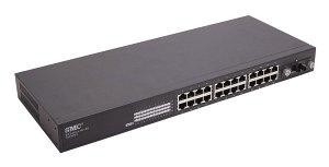 SMC EZ1024FDT EZ Switch 10/100, 24-Port unmanaged