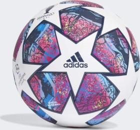 adidas UCL Finale Istanbul Pro Ball white/pantone/collegiate royal/bright cyan (FH7343)