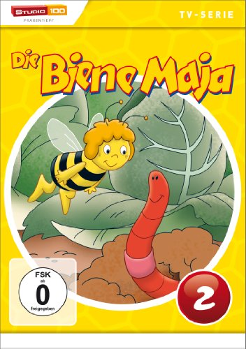 Biene Maja Vol. 2 - Maja und die Stubenfliege -- via Amazon Partnerprogramm