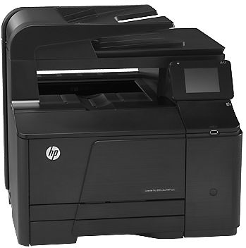 HP LaserJet Pro 200 color MFP M276nw, Farblaser (CF145A)