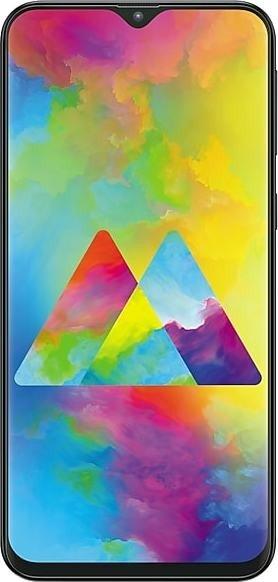 Samsung Galaxy M20 Duos M205FN/DS 64GB schwarz (SM-M205FZKW)
