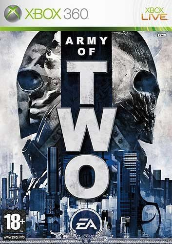 Army Of Two (German) (Xbox 360) -- provided by bepixelung.org - see http://bepixelung.org/3514 for copyright and usage information