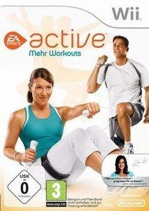 EA Sports Active - Mehr Workouts (deutsch) (Wii)