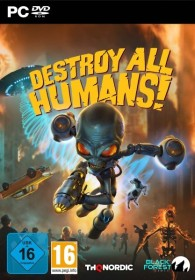 Destroy all Humans! - Crypto-137 Edition (PC)